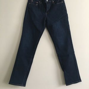 Gap 29S Real Straight Jeans